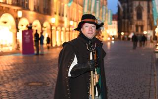 Der Nachtwächter in Münster