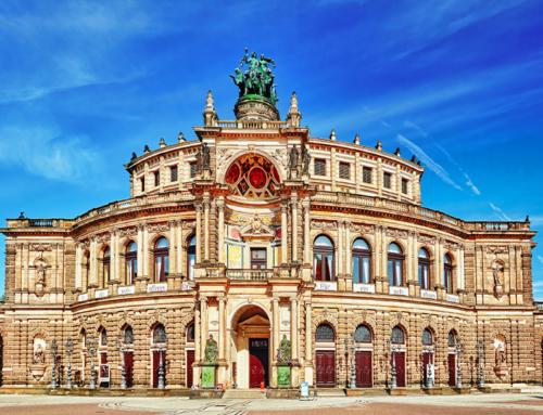 Dresden – das beeindruckende Florenz an der Elbe