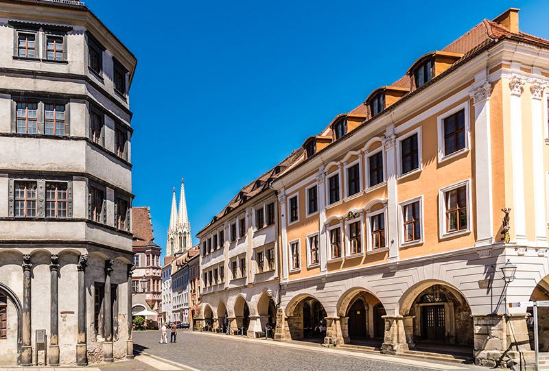 Untermarkt in Görlitz