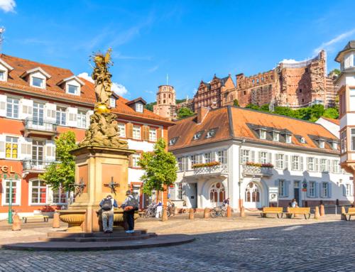 Heidelberg – die romantische Studentenstadt am Neckar