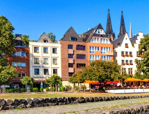 Köln – farbenfrohe Karnevalshochburg und Domstadt!